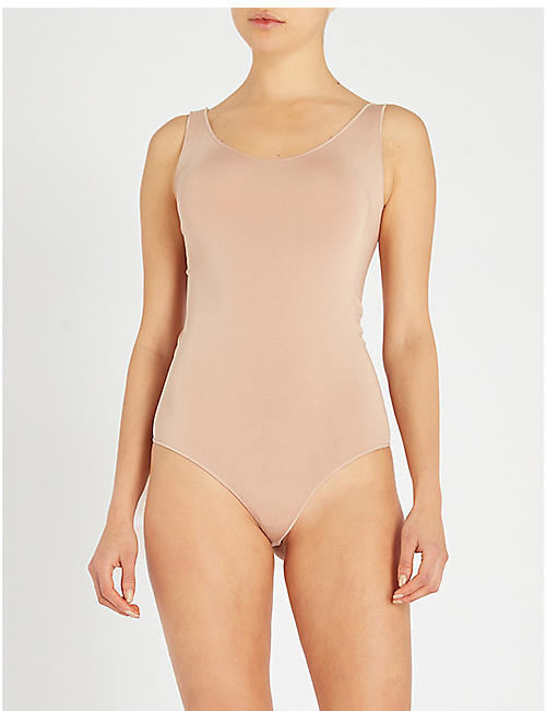 WOLFORD Stretch-jersey string body