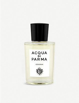 ACQUA DI PARMA: Colonia Eau de Cologne natural spray 50ml