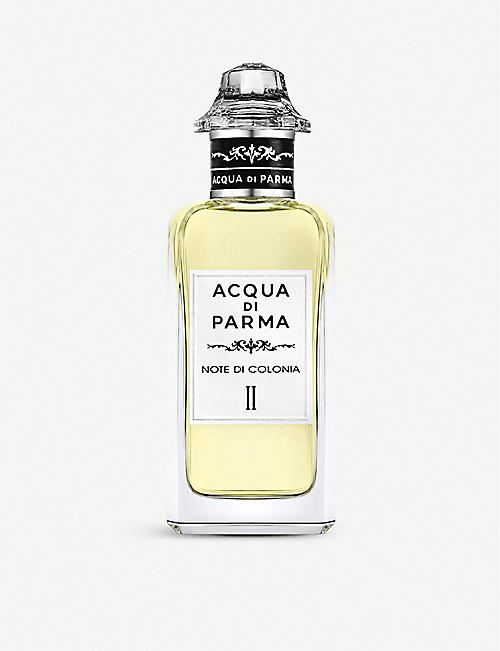 ACQUA DI PARMA Note Di Colonia II eau de cologne 150ml