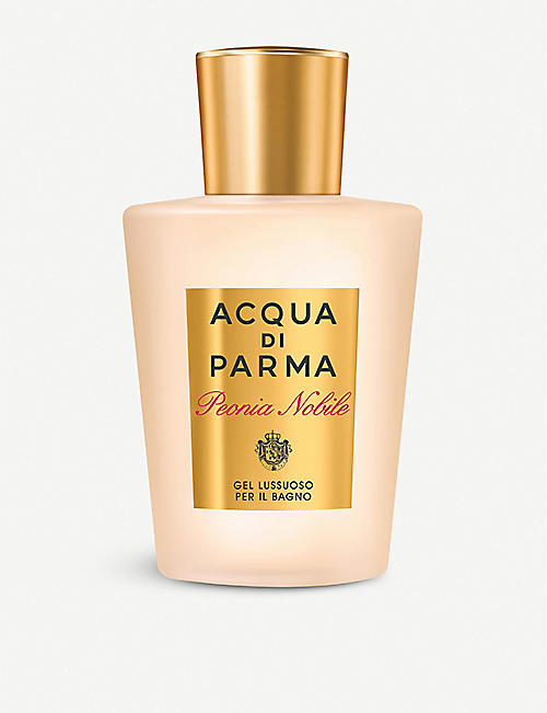 ACQUA DI PARMA Peonia Nobile shower gel 200 ml