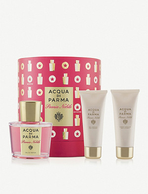 ACQUA DI PARMA Peonia Nobile Coffret gift set of three