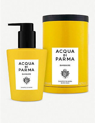 ACQUA DI PARMA: Barbiere beard wash 200ml