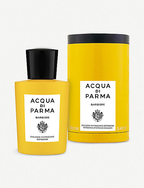 ACQUA DI PARMA: Barbiere after shaving emulsion 100ml