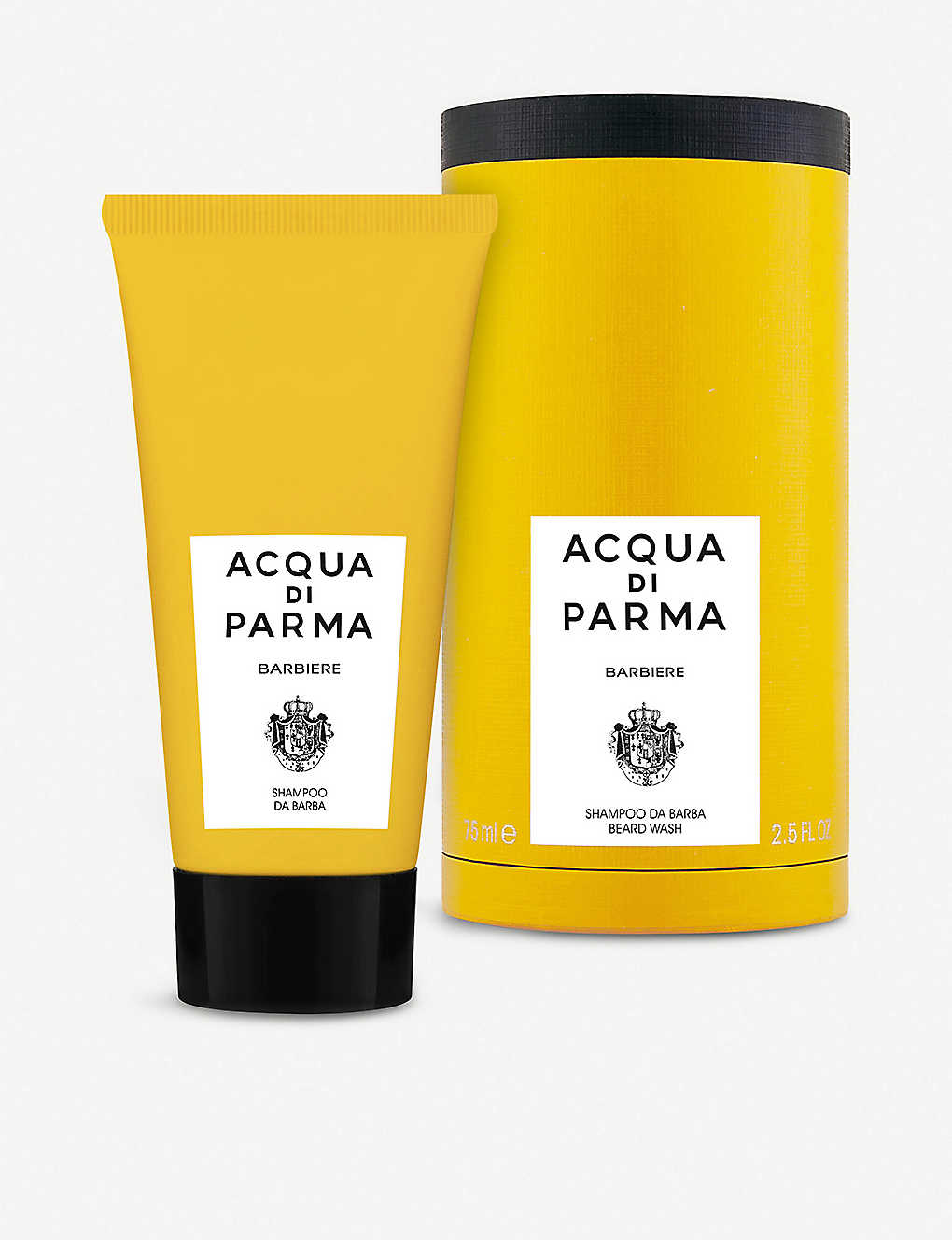 ACQUA DI PARMA: Barbiere beard wash 75ml
