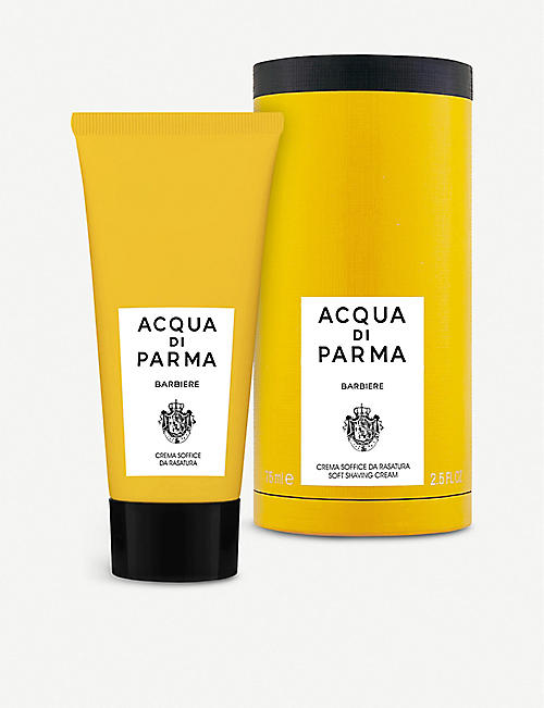 ACQUA DI PARMA: Barbiere shaving cream 75ml