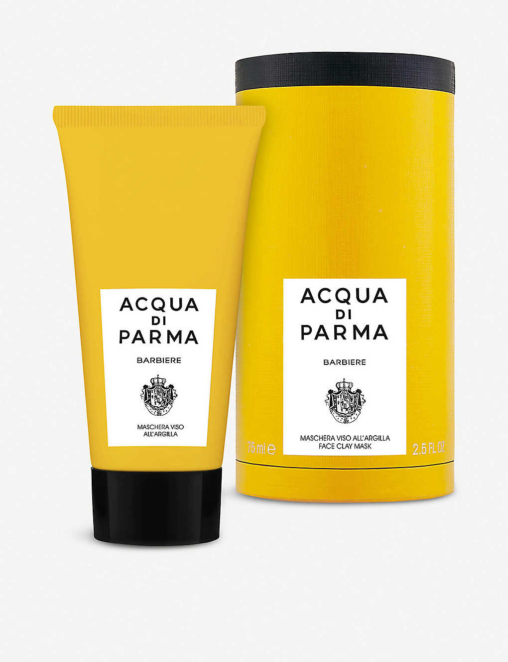 ACQUA DI PARMA: Barbiere clay mask 75ml