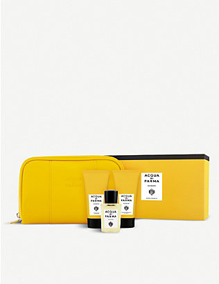 ACQUA DI PARMA: Essential Shaving Kit