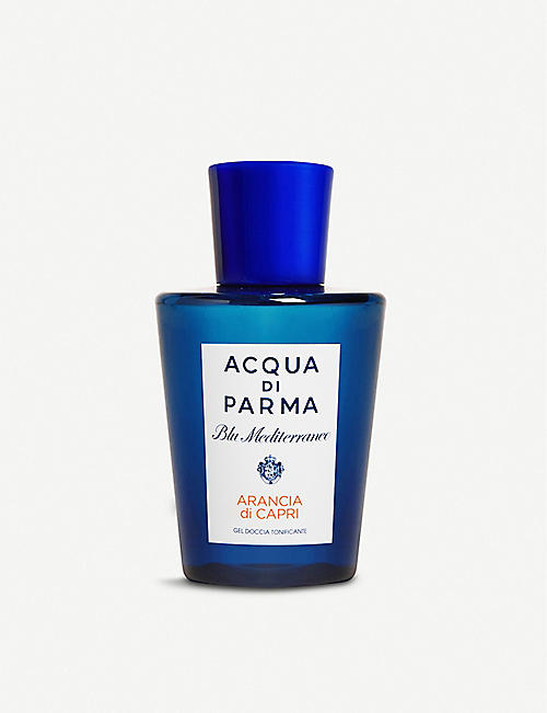 ACQUA DI PARMA Blu Mediterraneo Arancia di Capri shower gel 200ml