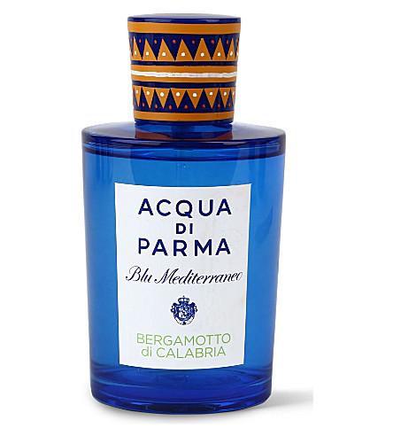 ACQUA DI PARMA Limited Edition Blu Mediterraneo Bergamotto di Calabria eau de toilette 150ml