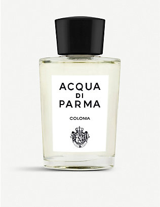 ACQUA DI PARMA: Colonia eau de cologne splash 180ml