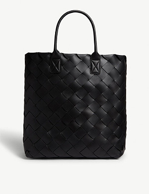 BOTTEGA VENETA Borsa maxi leather tote bag