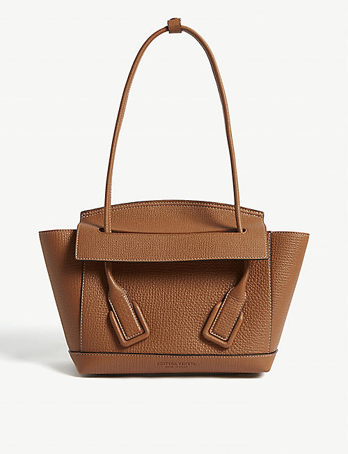 BOTTEGA VENETA Arco trapeze shoulder bag