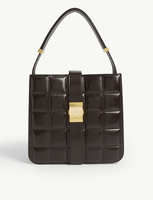 BOTTEGA VENETA Padded leather Mary shoulder bag