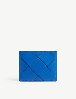 BOTTEGA VENETA Woven card holder