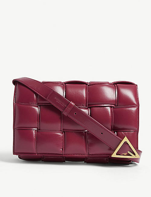 BOTTEGA VENETA Padded leather cross-body bag