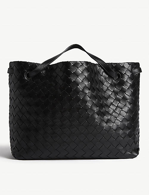 BOTTEGA VENETA Garda leather tote