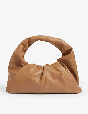 BOTTEGA VENETA The Shoulder Pouch leather bag