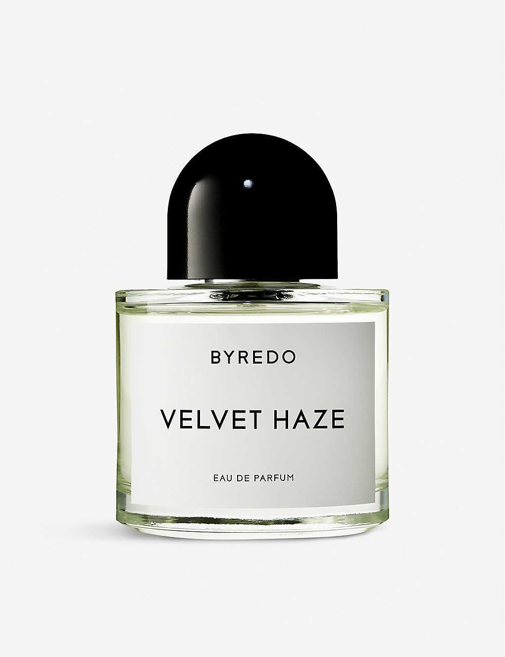 Byredo Velvet Haze Eau De Parfum 50ml100ml Selfridgescom