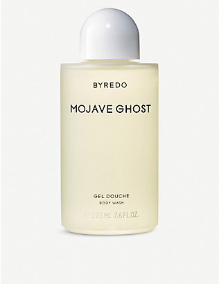 BYREDO: Mojave ghost body wash 225ml