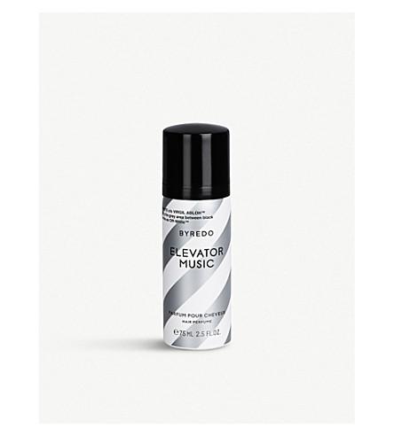 BYREDO Off-White c o Virgil Abloh x Byredo Elevator Music hair perfume 75ml f8b798dd9