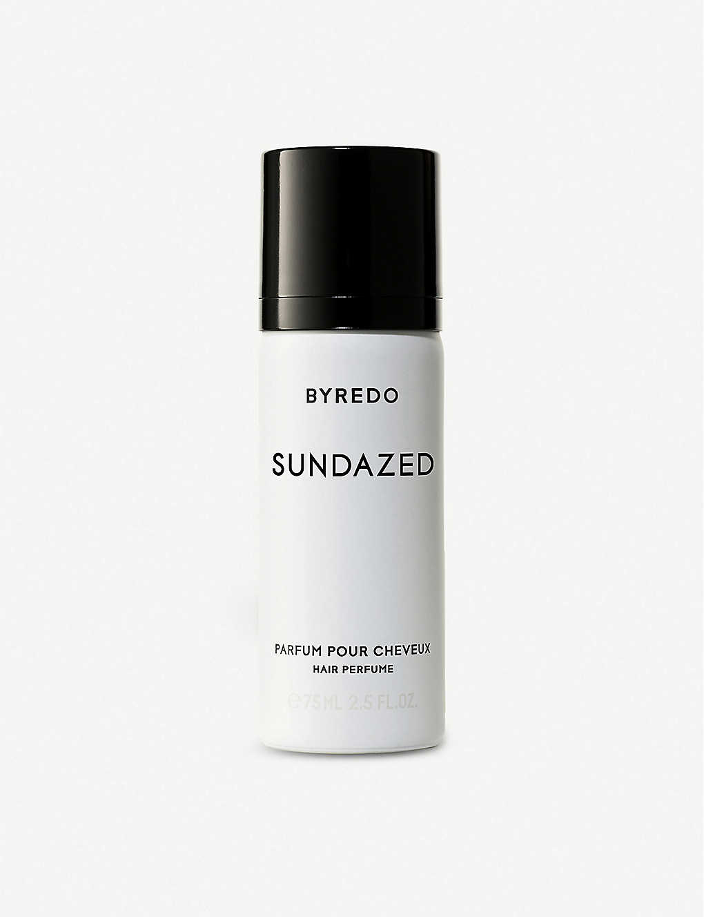 BYREDO: Sundazed hair perfume 75ml