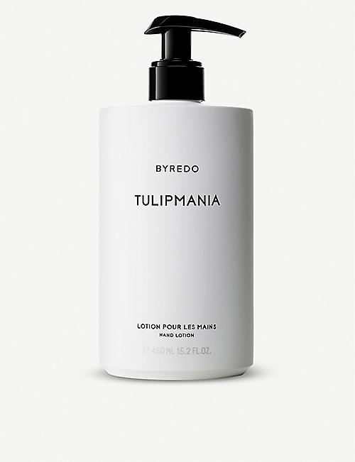 BYREDO: Tulipmania hand lotion 450ml