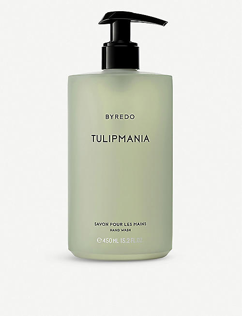 BYREDO Tulipmania hand wash 450ml