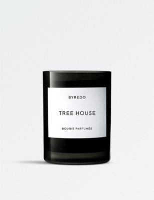 BYREDO Tree House scented candle 240g