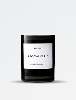 BYREDO Apocalyptic scented candle 240g