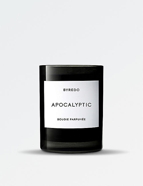 BYREDO: Apocalyptic scented candle 240g