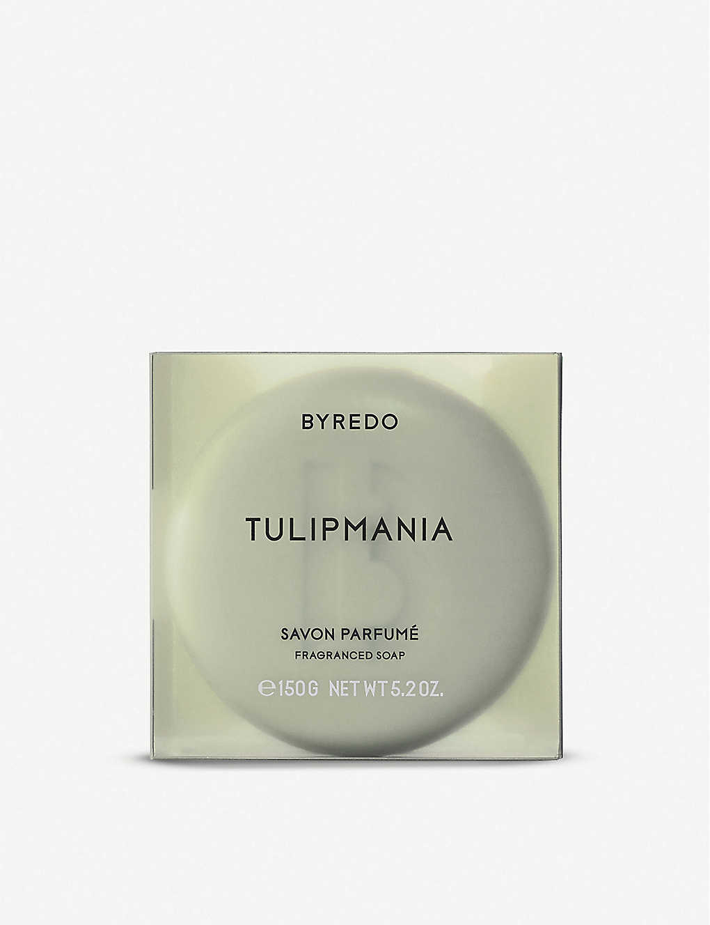 BYREDO: Tulipmania soap bar 150g