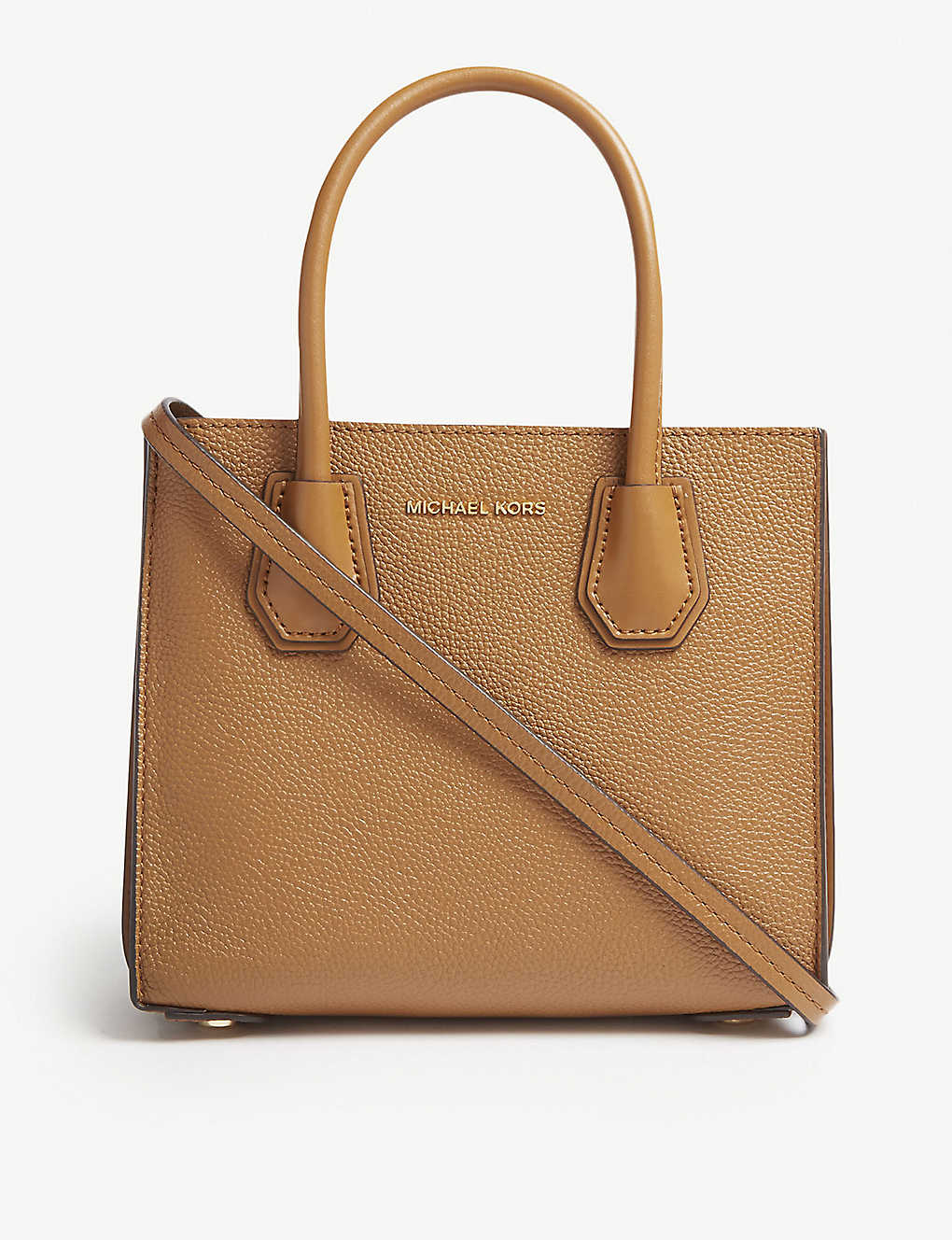 e74b28b37420 MICHAEL MICHAEL KORS Mercer Accordion tote. Taxes and duties calculated in  the shopping bag