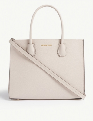 MICHAEL MICHAEL KORS Mercer pebbled leather tote