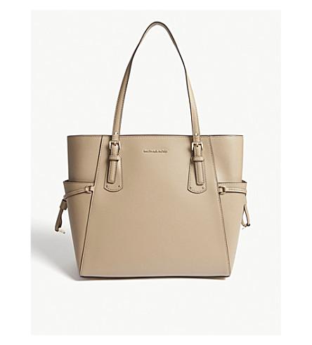 c1469fe762e9 MICHAEL MICHAEL KORS - Leather tote bag