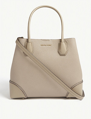MICHAEL MICHAEL KORS Mercer Gallery leather tote