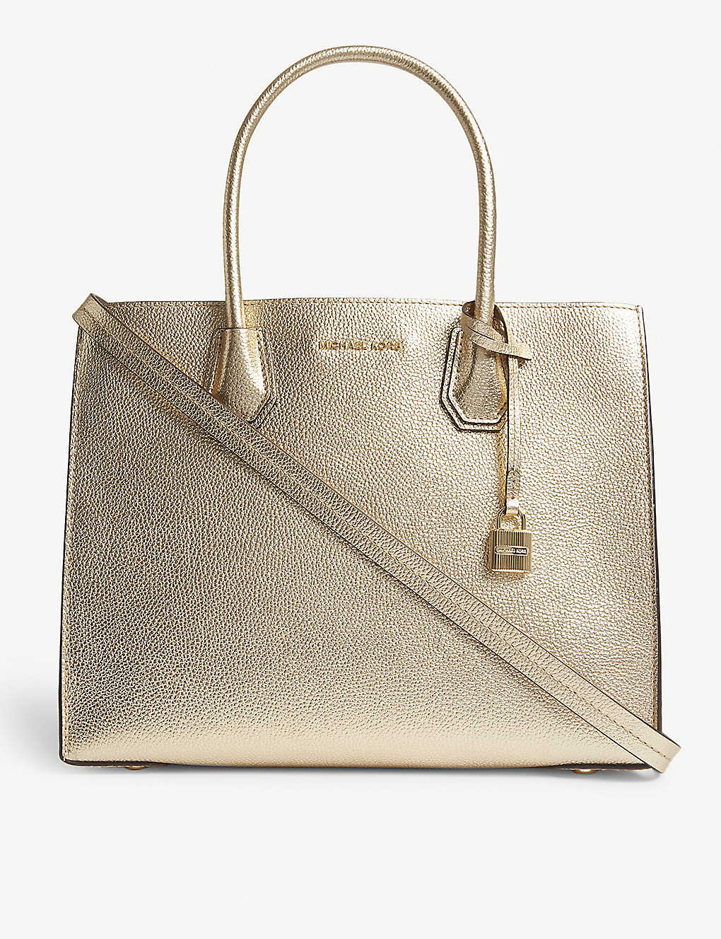 aa43778d835871 MICHAEL MICHAEL KORS - Mercer large leather tote | Selfridges.com