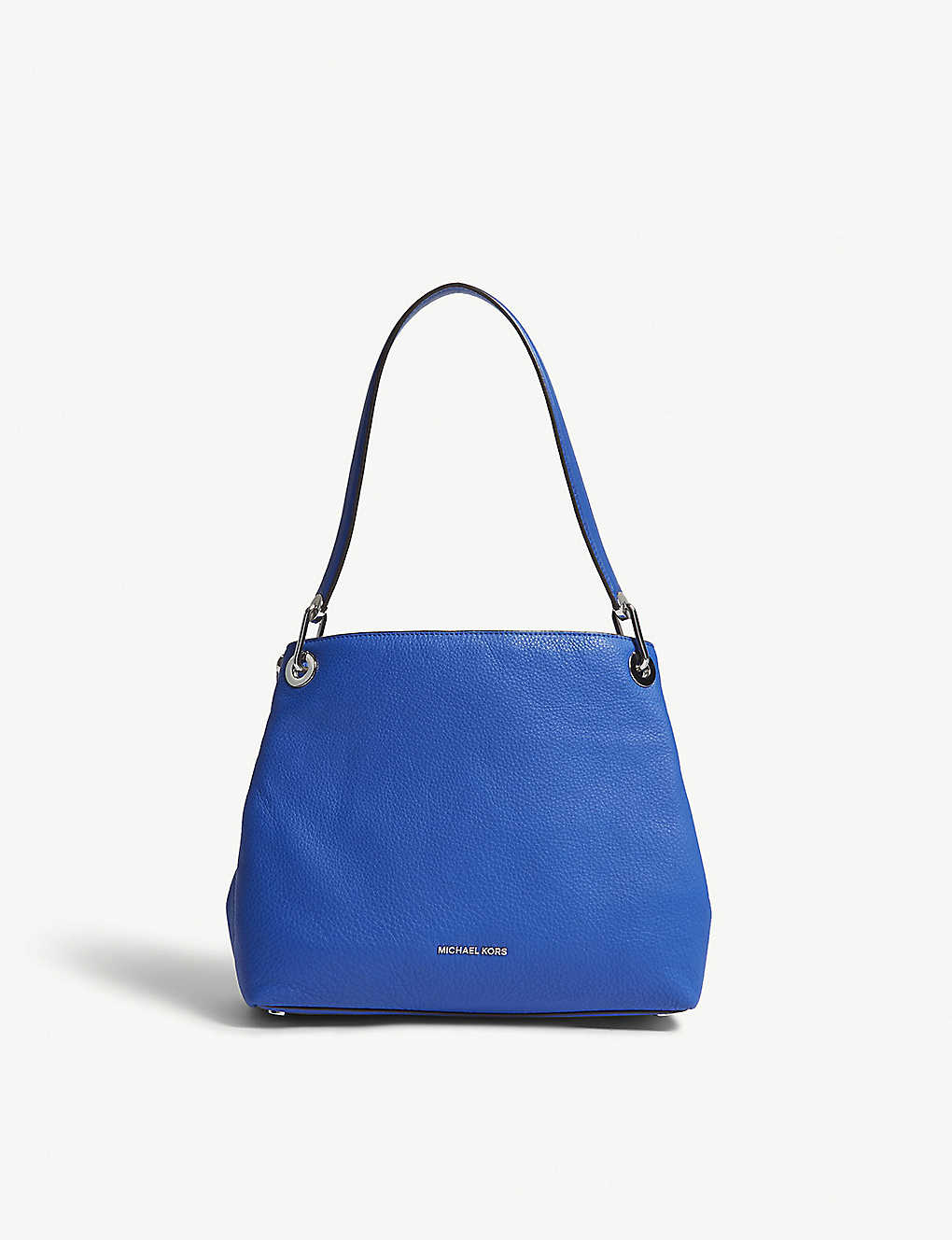 b4ad63c6bca4 MICHAEL MICHAEL KORS - Raven large leather shoulder bag | Selfridges.com