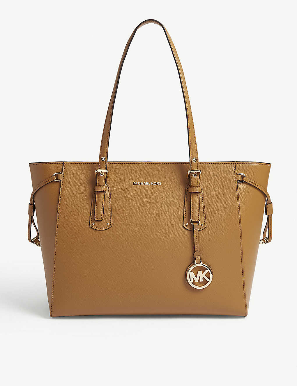 3eaf087aff5984 MICHAEL MICHAEL KORS - Voyager leather tote bag | Selfridges.com