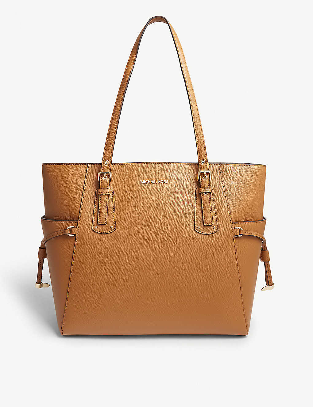 914ad279dabc MICHAEL MICHAEL KORS - Voyager leather tote | Selfridges.com