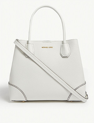 MICHAEL MICHAEL KORS Mercer Gallery leather satchel