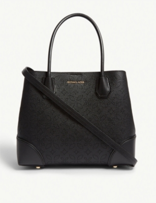MICHAEL MICHAEL KORS Mercer Gallery laser-cut leather tote