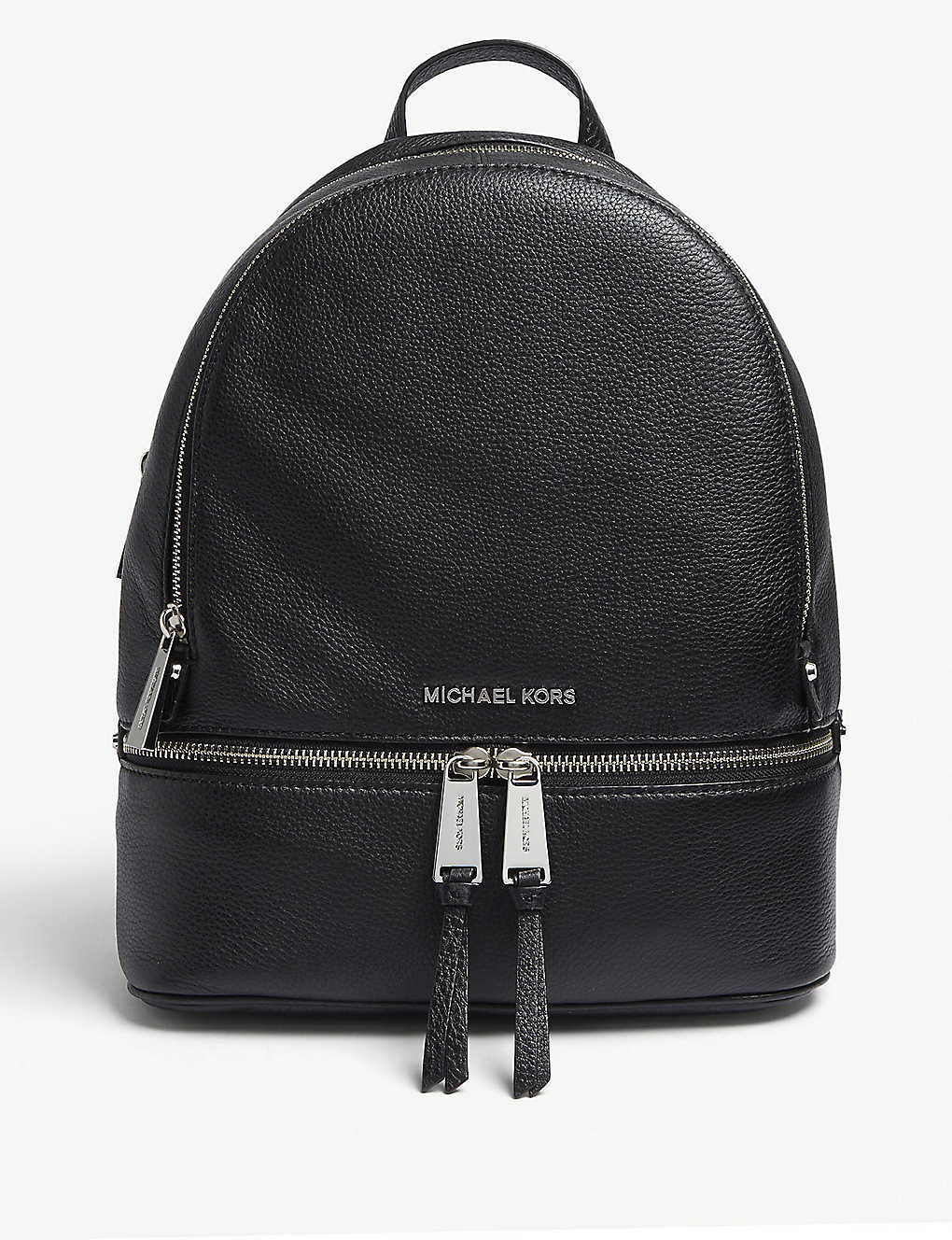 c9696ef0b15d MICHAEL MICHAEL KORS - Rhea medium leather backpack | Selfridges.com
