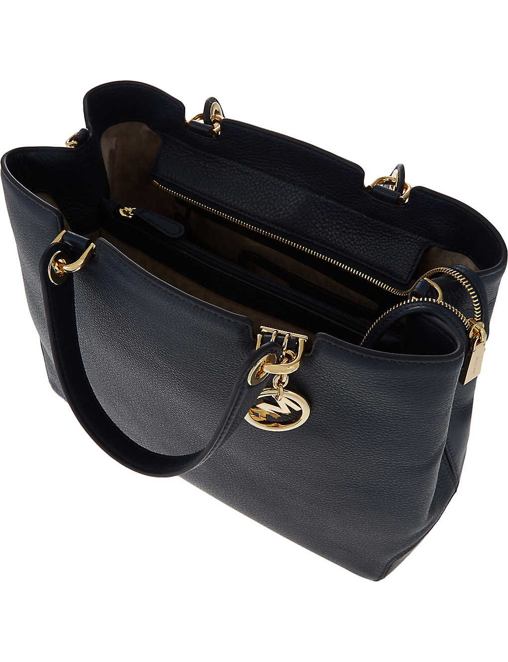 2d578d8bfd24 MICHAEL MICHAEL KORS - Anabelle extra-large leather tote ...