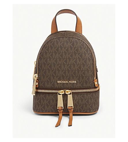 88f553e7158a MICHAEL MICHAEL KORS - Mini backpack | Selfridges.com