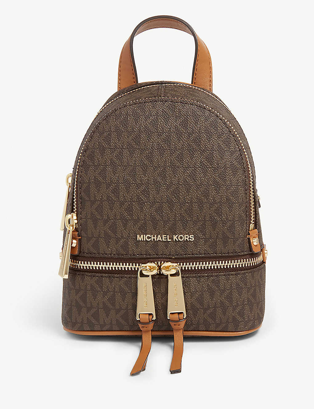 30b2e106700c MICHAEL MICHAEL KORS - Mini backpack | Selfridges.com