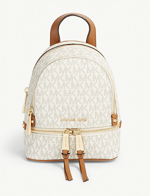 30b2e106700c MICHAEL MICHAEL KORS - Mini backpack | Selfridges.com