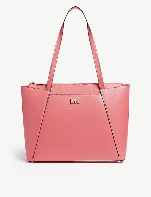 739ad5999ee9 MICHAEL MICHAEL KORS - Maddie medium leather tote bag