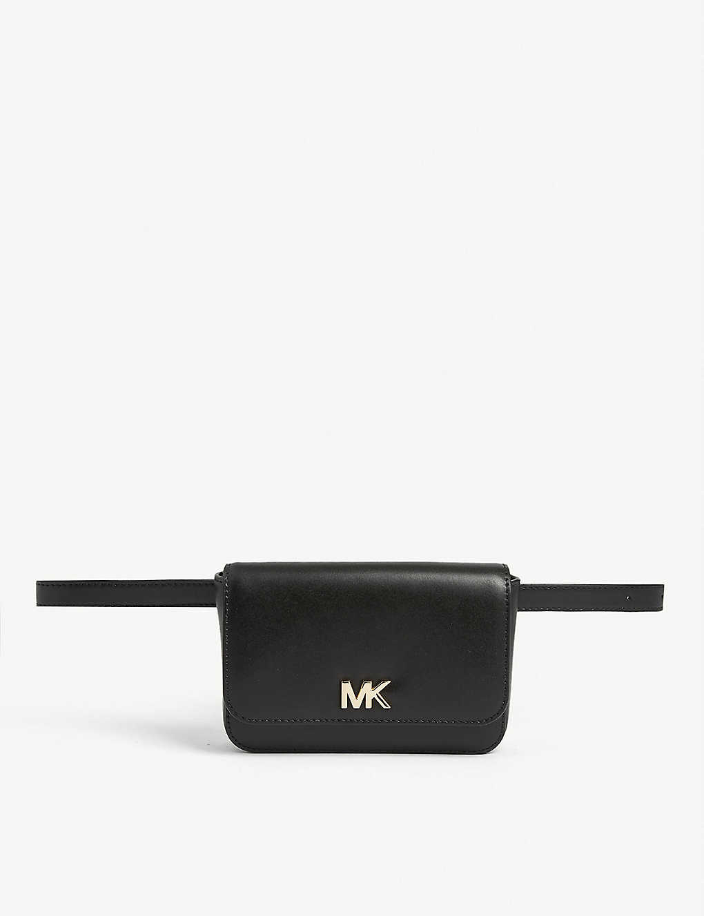 MICHAEL MICHAEL KORS: Mott leather belt bag
