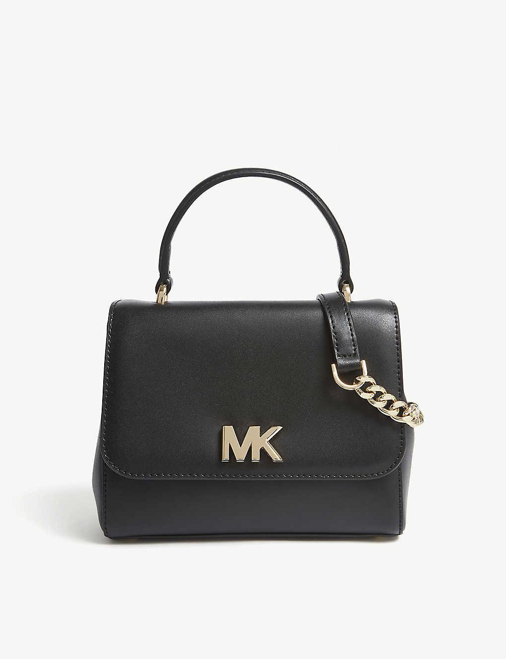 95516106d959 MICHAEL MICHAEL KORS - Mott small leather satchel
