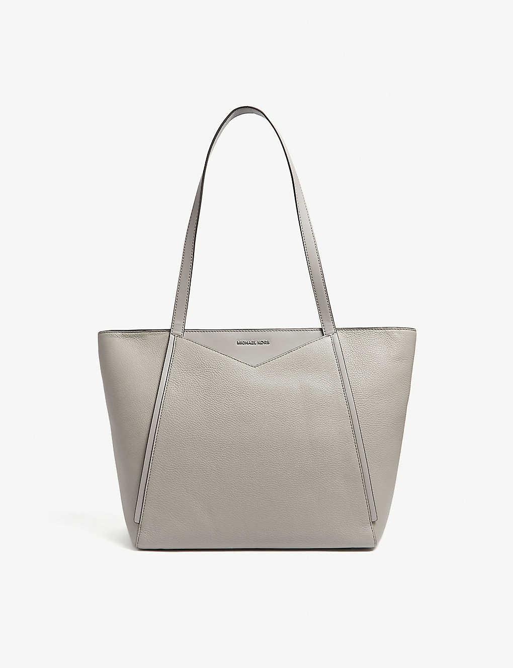 db7103dec24d MICHAEL MICHAEL KORS - Whitney large grained leather tote ...